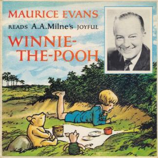 Maurice Evans (2) Reads A. A. Milne* - Winnie-The-Pooh (LP, Album)