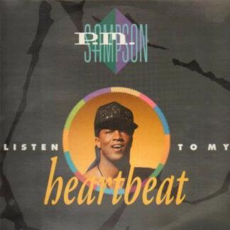 "P.M. Sampson - Listen To My Heartbeat (12"", Maxi)"