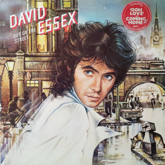 David Essex - Out On The Street (LP, Album)