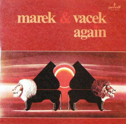 Marek & Vacek - Again (LP, Album)