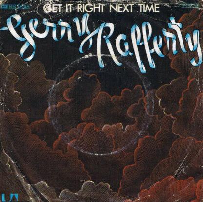 "Gerry Rafferty - Get It Right Next Time (7"", Single)"