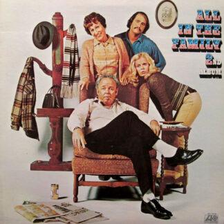 All In The Family* - 2nd Album (LP, Album, Mono, Pre)