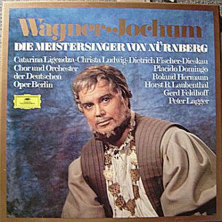 Wagner* - Jochum* - Die Meistersinger Von Nürnberg (Box + 5xLP, GY9)