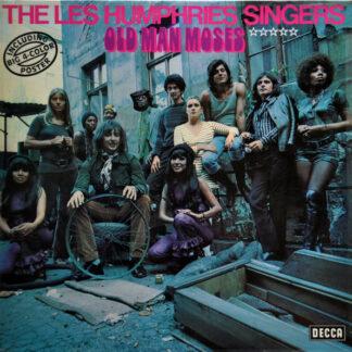 The Les Humphries Singers* - Old Man Moses (LP, Album)