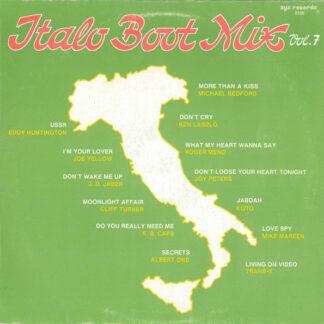 """Various - Italo Boot Mix Vol. 7 (12"""", Maxi, Mixed)"""