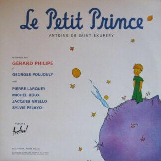 Antoine De Saint-Exupéry - Le Petit Prince (LP, RE)