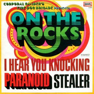 Corporal Gander's Fire Dog Brigade - On The Rocks (LP, Album)