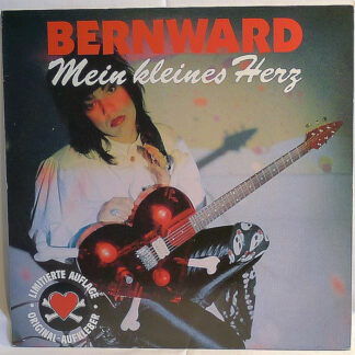 """Bernward* - Mein Kleines Herz (12"""", Max)"""