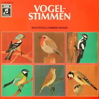 No Artist - Vogelstimmen - Singvögel Unserer Heimat (LP)