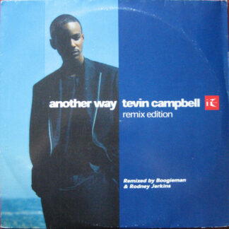 """Tevin Campbell - Another Way (Remix Edition) (12"""")"""