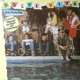 Spider Murphy Gang - Dolce Vita (LP, Album)