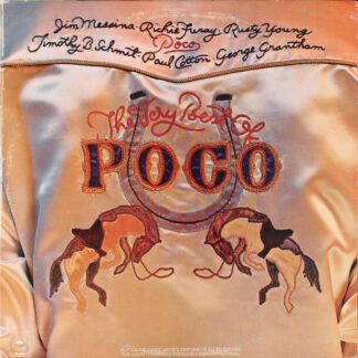 Poco (3) - The Very Best Of Poco (2xLP, Comp, Ter)