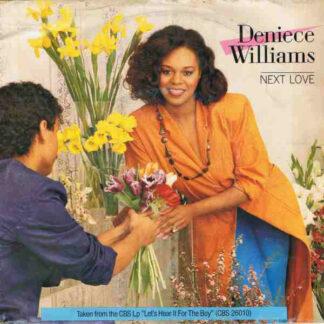 "Deniece Williams - Next Love (7"", Single)"