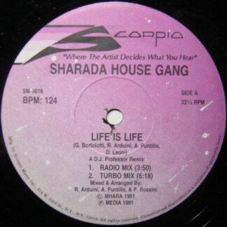 """Sharada House Gang - Life Is Life (12"""")"""