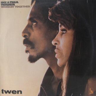 Ike & Tina Turner - Workin' Together (LP, Album)