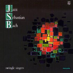 Les Swingle Singers - Jazz Sébastian Bach (LP, Album, Mono, RE)