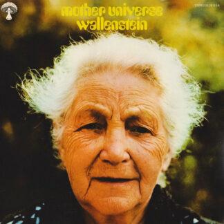 Wallenstein - Mother Universe (LP, Album, RE)