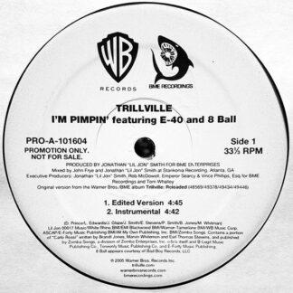 Trillville - I'm Pimpin' (12