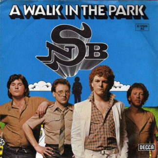 """Nick Straker Band - A Walk In The Park (7"""", Single)"""