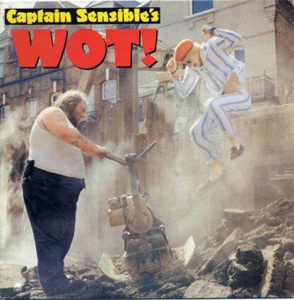 "Captain Sensible - Wot! (7"", Single)"