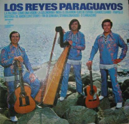 Los Reyes Paraguayos - Los Reyes Paraguayos (LP, Album)
