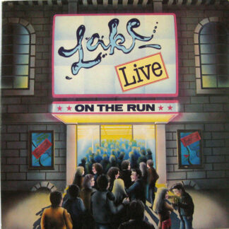 Lake (2) - Live On The Run (2xLP, Album)