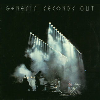 Genesis - Seconds Out (2xLP, Album, RE)