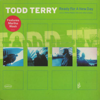 """Todd Terry - Ready For A New Day (12"""", Single)"""