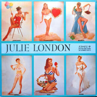 Julie London - Calendar Girl (LP, Album, RE, Gat)