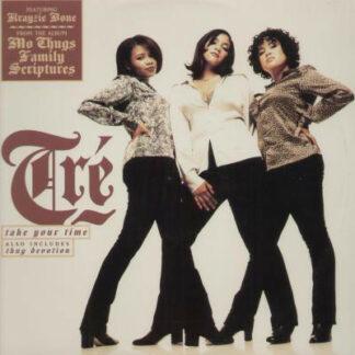 """Tré - Take Your Time (12"""", Promo)"""