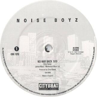 "Noise Boyz* - No Way Back (12"")"