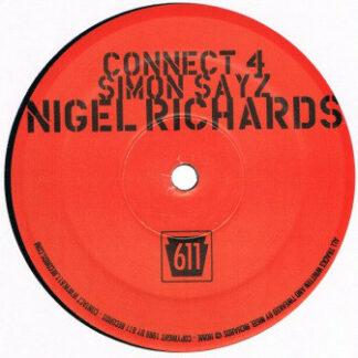 "Nigel Richards - It Must Be Nice (12"")"