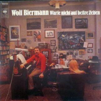 Wolf Biermann - Seelengeld (2xLP, Album)