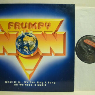 """Frumpy - What It Is (12"""", Maxi)"""