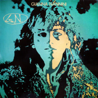 Gianna Nannini - G.N. (LP, Album)