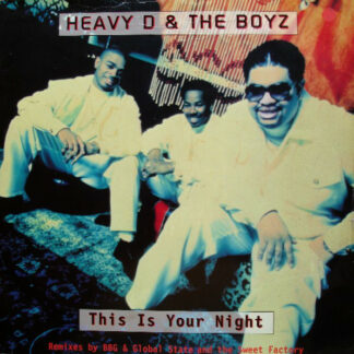 "Heavy D & The Boyz* - This Is Your Night (12"", Single)"