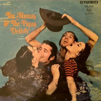 The Mamas & The Papas - Deliver (LP, Album)