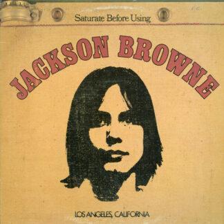 Jackson Browne - Jackson Browne (LP, Album, RE)