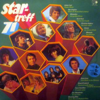 Various - Star-Treff 71 (LP, Comp, Tel)