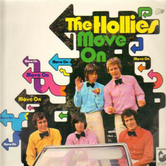 The Hollies - Move On (LP, Album)