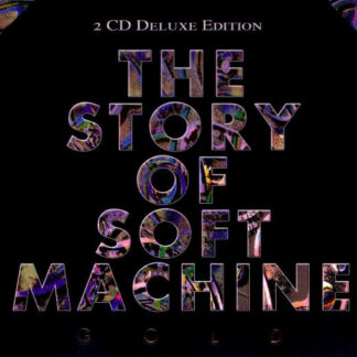 Various - The Story Of Soft Machine (2xCD, Comp + Box)