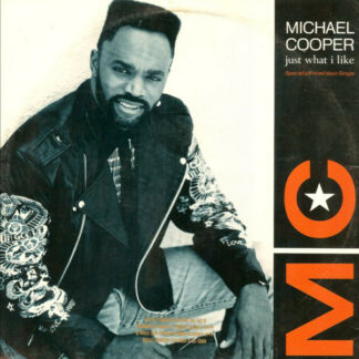 Michael Cooper - Just What I Like (12