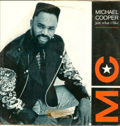 "Michael Cooper - Just What I Like (12"")"