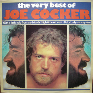 Joe Cocker - The Very Best Of Joe Cocker (LP, Comp)