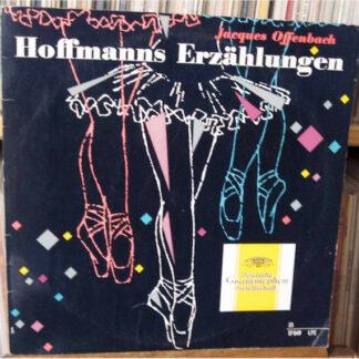 "Jacques Offenbach - Hoffmanns Erzählungen (10"", Mono)"