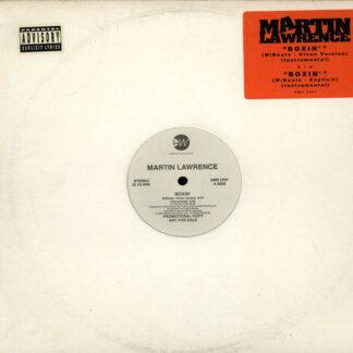 "Martin Lawrence (2) - Boxin' (12"", Promo)"