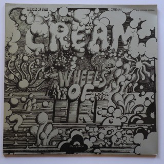 Cream (2) - Wheels Of Fire (2xLP, Album, RE)