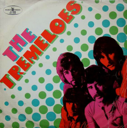 The Tremeloes - Here Come The Tremeloes (LP, Album, Mono)