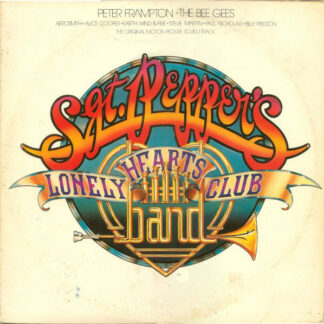 Various - Sgt. Pepper's Lonely Hearts Club Band (2xLP, Album, Sou)