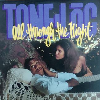 "Tone Loc - All Through The Night (12"")"